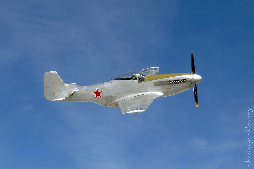 Image Gallery Soviet P 51